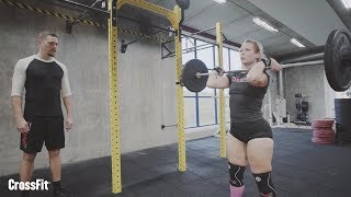 Crossing the Barrier With CrossFit and the Zone