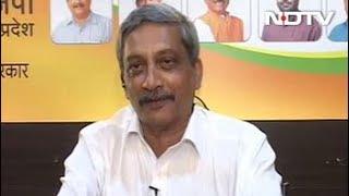 Manohar Parrikar Discharged From Mumbai Hospital, To Present Goa Budget Shortly