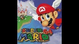 Super Mario 64 Gameplay!