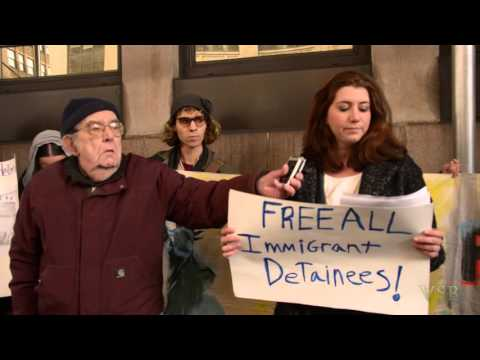 ICE Free NYC- Immigrant Defense Project Attorney- 1-8-16