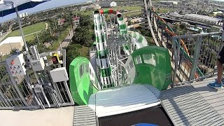 Massiv Water Slide at Schlitterbahn Galveston