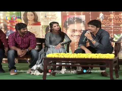 Nagarjuna Tells about Funny Incidents with Akhil - Soggade Chinni Nayana Interview