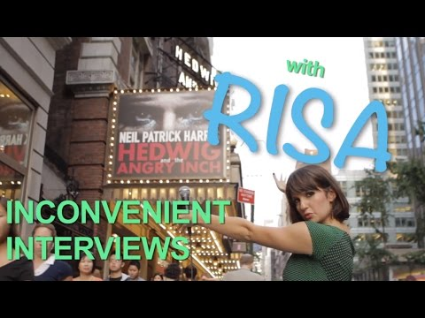 Inconvenient Interviews w/ Risa: Backstage with Tony Winner Lena Hall