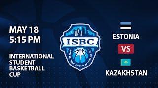 Estonia vs Kazakhstan. ISBC, Group Stage