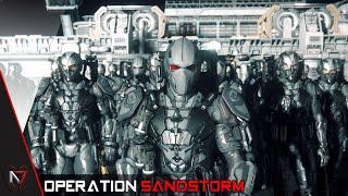"Operation ""SandStorm"" | Star Citizen Cinematic [N7]"