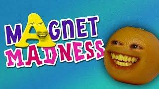 Annoying Orange - Magnet Madness! feat. Ross Everett & Eric Schwartz