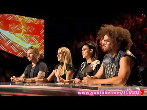 Marlisa Punzalan - Week 6 - Live Show 6 - The X Factor Australia 2014 Top 8