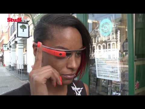 Google Glass eyes-on review