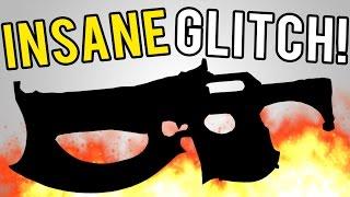 THE SECRET GLITCHED GUN! (Destiny)