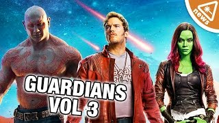 Will Guardians of the Galaxy Vol 3 Be the End of the Team? (Nerdist News w/ Jessica Chobot)