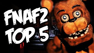 TOP 5 FAKTÓW O FREDDY FAZBEAR Z FIVE NIGHTS AT FREDDY