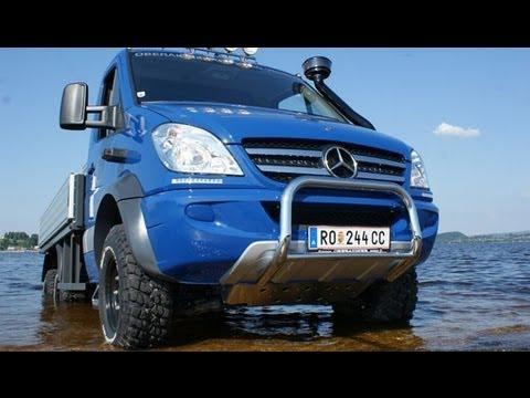 Mercedes Benz Sprinter 6x6 Allrad