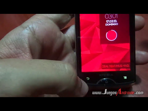 Personalizacin android SALVAJE (gama baja) | Red Abstract - Happy Tech android