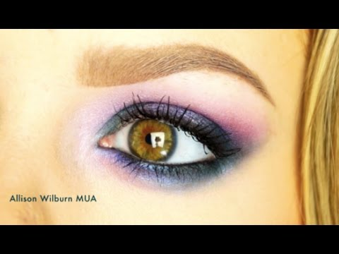 Deep, Jewel-Toned Makeup Tutorial | MAC Moody Blooms Inspired
