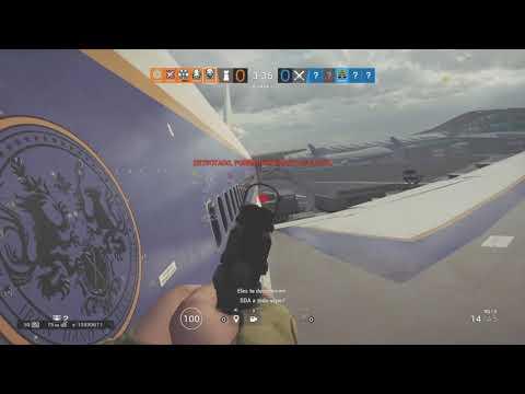 RAINBOW SIX- HIGHLIGHT full foco dima