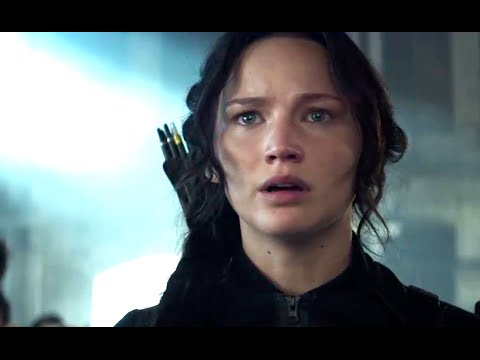The Hunger Games: Mockingjay Part 1 Official Trailer #1 (2014) Jennifer Lawrence HD