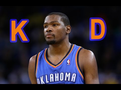 Kevin Durant and NIKE - An Offer He Can't Refuse - $350 million shoe deal