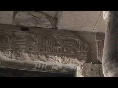 The Egyptian God Osiris And His Kingdom video