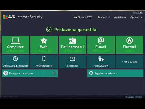 Copia di AVG AntiVirus 2013 Download