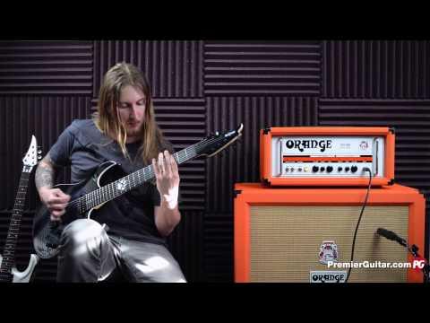 Monsters of High Gain '13 - Orange TH100