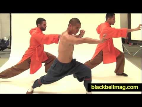 7-Minute Shaolin Workout With Shaolin Monk Wang Bo: