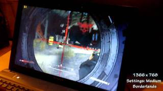 Gaming on the Lenovo IdeaPad Y570