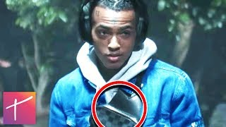 How Xxxtentacion Predicted His Own Death With His New Music Audio 39 Moonlight 39