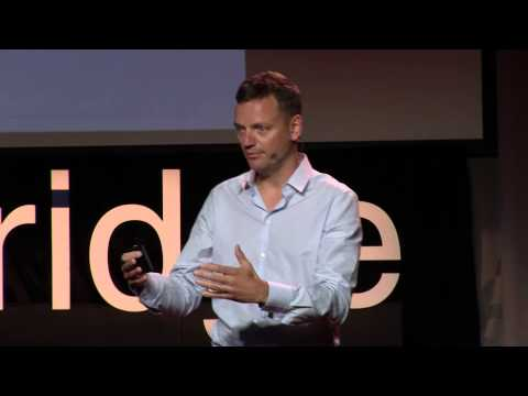 Navigating the Future with Web Data: Christopher Ahlberg at TEDxCambridge 2014