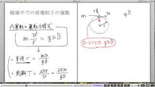 高校物理解説講義:「ローレンツ力」講義7