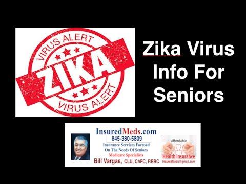 Special Alert : Zika Virus  Info For Seniors