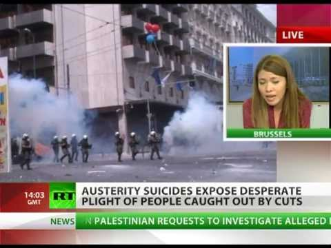 Austerity Suicides: Debt the Ripper stalks Europe