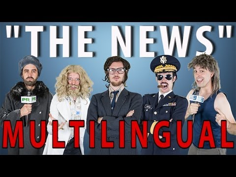 """The News"" - with optional multilingual subtitles [RAP NEWS 21: S02E01] - feat. Sage Francis"