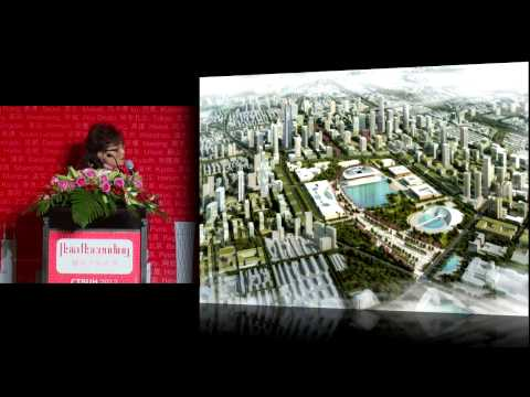 CTBUH 2012 Shanghai Congress - Ellen Lou,