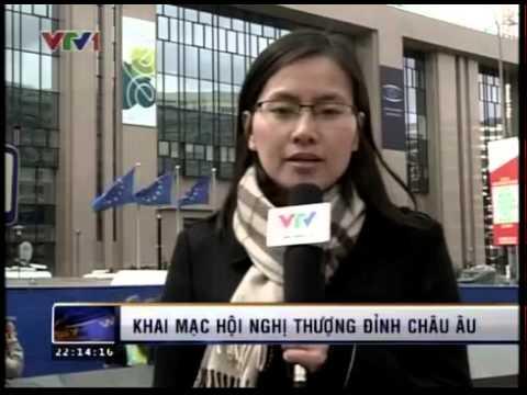 TGĐ FPT Trương Gia Bình Nhận Giải Thưởng Nikkei Asia - Bản tin thời sự VTV1 cuối ngày 22/05/2013