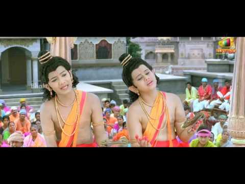 Sri Rama Rajyam Movie Full Songs HD -  Ramayanamu Song - Balakrishna, Nayantara, Ilayaraja