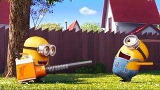 Minions Banana Happy Birthday Funny Cartoon ~ Minions All New Compilation Mini Movie 2017
