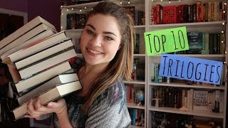 Recommended Reads: Top 10 Trilogies!