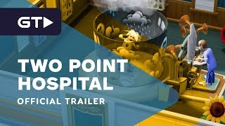 Two Point Hospital - Official Console Release Date Announce Trailer