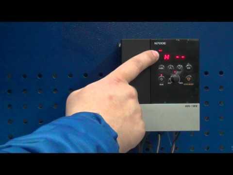 Видео-паспорт на серию частотных преобразователей HYUNDAI N700E