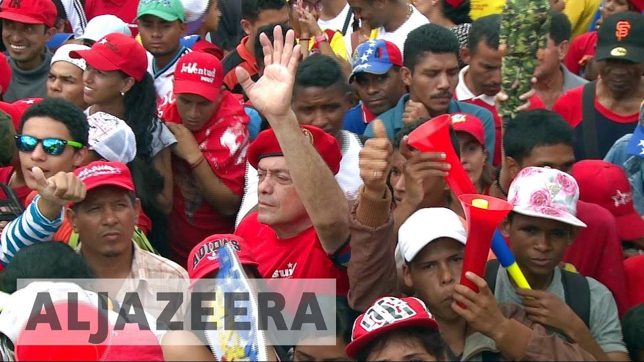 Venezuela opposition calls for mass protest