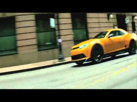 Transformers 4 escenas de la pelicula parte 1