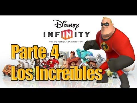 Disney Infinity - Parte 4 Los Increibles - Español