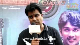 Sanjai Shankar At Viraivil Isai Movie Team Interview