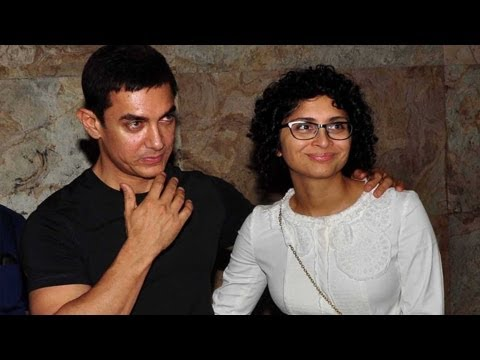 Aamir Khan Loved Ship Of Thesus - Kiran Rao