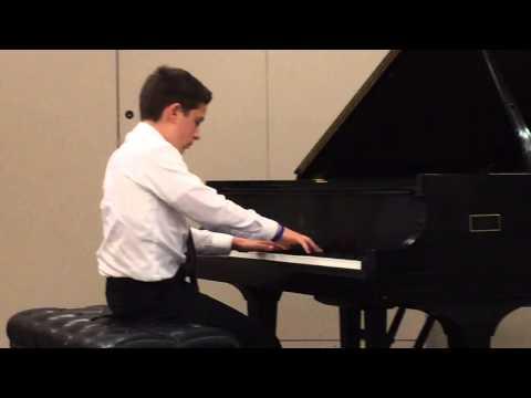 Cayden Piano Recital 2014 HD