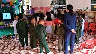 Thi giáo viên giỏi huyện trường mầm non liên cơ lâm thao 2017-2018