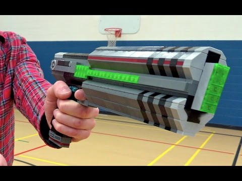 LEGO Ray Gun - Super Smash Bros. Brawl