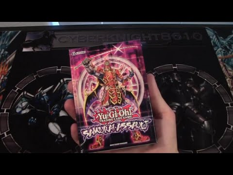 Yugioh Samurai Assault SE Opening (Lost Opening Video)