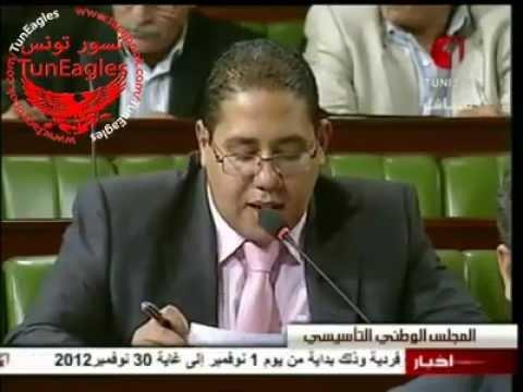 image vid�o محمود البارودي: الدستور التونسي مغشوش