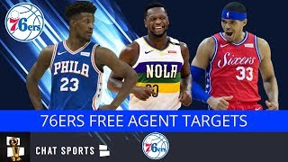 76ers Rumors: 4 Free Agents The Philadelphia 76ers Will Target In 2019 NBA Free Agency